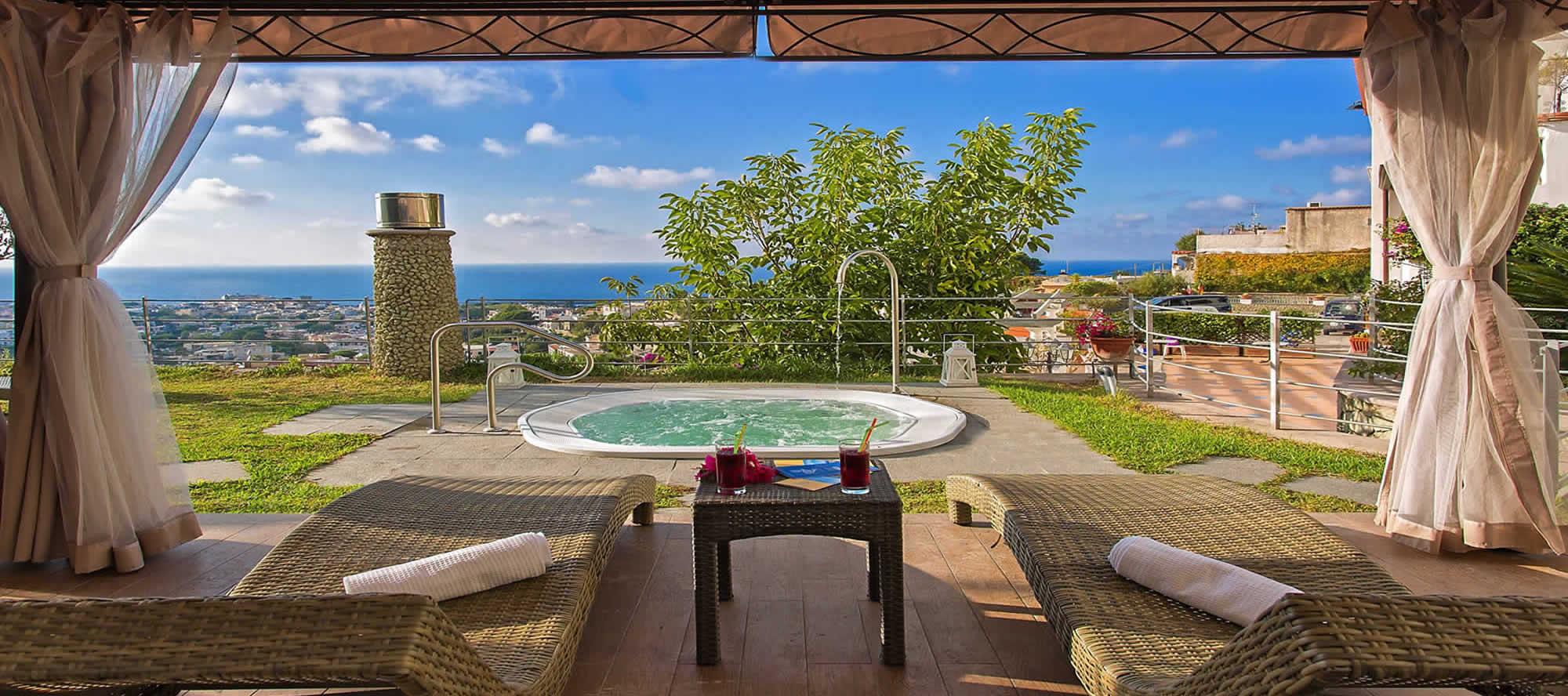Hotel Ischia a Forio - Hotel Residence La Rosa