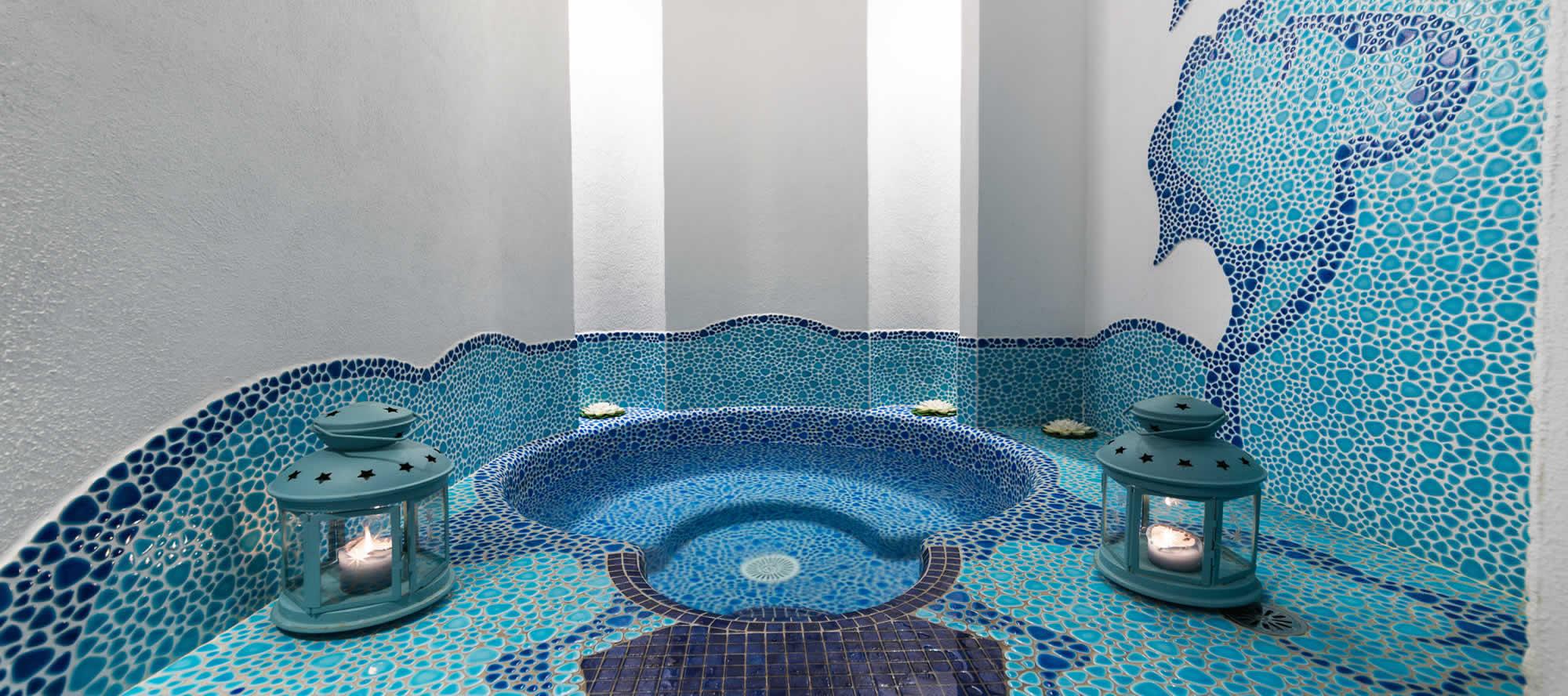 Relax con sauna finlandese bagno turco jacuzzi spa hotel residence la rosa - Bagno finlandese ...