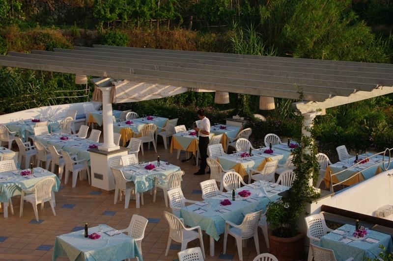Residence la rosa terrazza · ischia