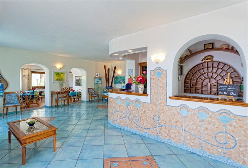 Hotel Residence la Rosa, Sea View Rooms, Ischia Forio, Residence ...
